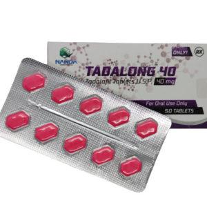 Tadalong 40mg eladó szinte azonnali átvétellel